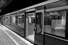 Trein-Berlijn